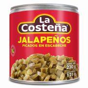 La Costena Jalapenos Picados  - 220g -
