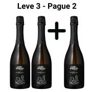 Leve 3 - Pague 2 | Espumantes Quinta Vale d'Aldeia Brut - 750ml -