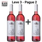 Leve 3 - Pague 2 | Vinho Rosé Quinta Vale d'Aldeia - 750ml -