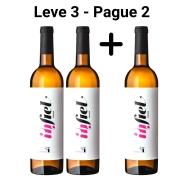 Leve 3 - Pague 2 | Vinhos Brancos Infiel Quinta Vale D´Aldeia - 750ml -