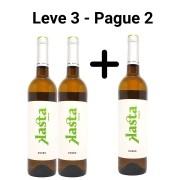 Leve 3 - Pague 2 | Vinhos Brancos Kasta - 750ml -