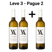 Leve 3 - Pague 2 | Vinhos Brancos Xaino - 750ml -