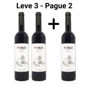 Leve 3 - Pague 2 | Vinhos Tintos Foral de Meda - 750ml -