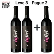 Leve 3 - Pague 2 | Vinhos Tintos Infiel Quinta Vale D´Aldeia - 750ml -
