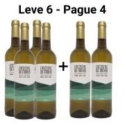 Leve 6 - Pague 4   Vinho Branco Encostas do Minho - 750ml -