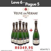 Leve 6 - Pague 5 | Espumantes  Veuve Du Vernay Branco Brut