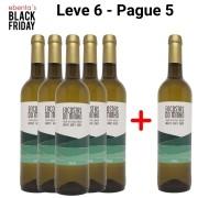 Leve 6 - Pague 5   Vinho Branco Encostas do Minho - 750ml -
