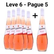 Leve 6 - Pague 5 | Vinho Rosé Nederburg - 750ml -