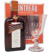 Licor Cointreau L'Unique 700ml + 1 taça