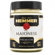 Maionese Premium Hemmer - 330g -