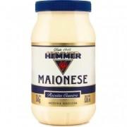 Maionese Receita Caseira Hemmer 500g -