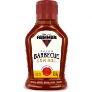 Molho Barbecue Hemmer Com Mel - 330g -
