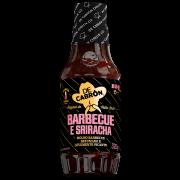 Molho de Pimenta Barbecue e Sriracha De Cabrón - 320g -