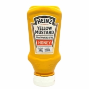 Mostarda Amarela Honey Heinz - 240g -