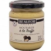 Mostarda Dijon com Aroma de Trufa - 215g -