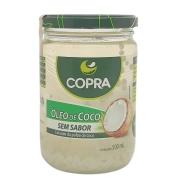 Óleo de Coco Sem Sabor / Cheiro Copra - 500ml -