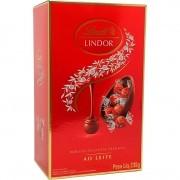 Ovo de Chocolate ao Leite Lindor Lindt - 235g -
