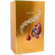 Ovo de Chocolate ao Leite Lindor Sortido Lindt - 235g -
