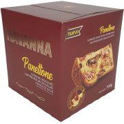 Panettone Havanna Gotas de Chocolate Recheio de Chocolate e Dulce de Leite - 700g -