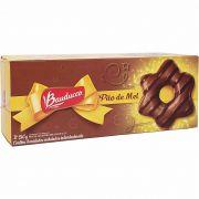 Pão de Mel Cobertura sabor Chocolate Ao Leite Bauducco - 240g -