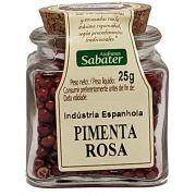 Pimenta Rosa Azafranes Sabater - 25g -