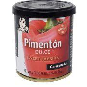 Pimentón Doce Carmencita Lata - 75g -