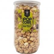 Pipoca Caramelizada Com Coco Pop Corn Guzel - 200g -