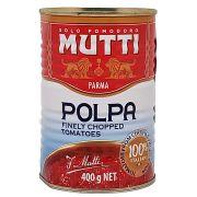 Polpa de Tomate Mutti Lata - 400G -
