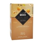 Preparo Líquido para Bebida Alcoólica Whisky Sour Gold & Apple Easy Drinks - 240g -