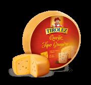 Queijo Gruyère Tirolez Pedaço 240g