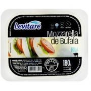 Queijo Mussarela de Búfala Bola Levitare - 180g