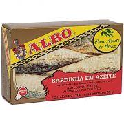 Sardinha Em Azeite Albo - 120g -