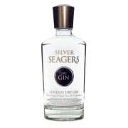 Silver Seagers Dry Gin - 750ml -