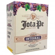 Suco de Uva Tinto 100% INTEGRAL JOTA PE - 3L -