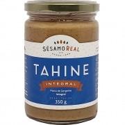 Tahine Integral Sésamo Real - 350g -