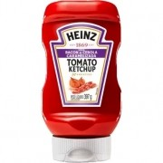 Tomato Ketchup Heinz Sabor Bacon & Cebola Caramelizada - 397g -