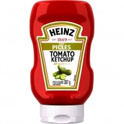 Tomato Ketchup Picles Heinz - 397g -