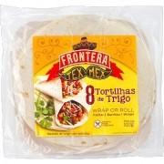 Tortilhas de Trigo Frontera Tex Mex - 320g -