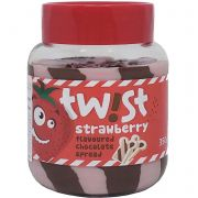 Twist Morango e Chocolate - 350g -