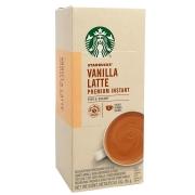 Vanilla Latte Premium Instant Sachê - 86g -