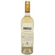 Vinho Branco Portillo Chardonnay - 750ml -