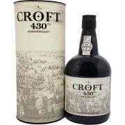 Vinho do Porto Reserve Ruby Croft 430th Celebration Edition - 750ml -
