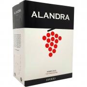 Vinho Tinto Alandra - 3L -