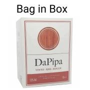 Vinho Tinto Bag in Box Da Pipa - 5L -