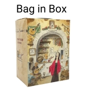 Vinho Tinto Julia Florista Bag in Box - 5L -