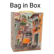 Vinho Tinto Porta 6  Bag in Box - 3L -