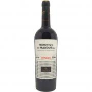 Vinho Tinto Primitivo di Manduria Urceus Cantolio - 750ml -