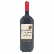 Vinho Tinto Reservado Cabernet Sauvignon Santa Carolina  - 1,5L -