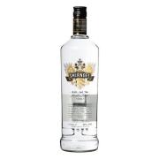 Vodka Smirnoff Black Small Batch - 1L -