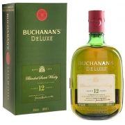 Whisky Buchanan's De Luxe 12 anos - 1L -